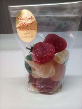 Pâte de fruits sachet 150G