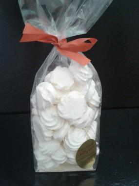 mini meringue sachet 50g